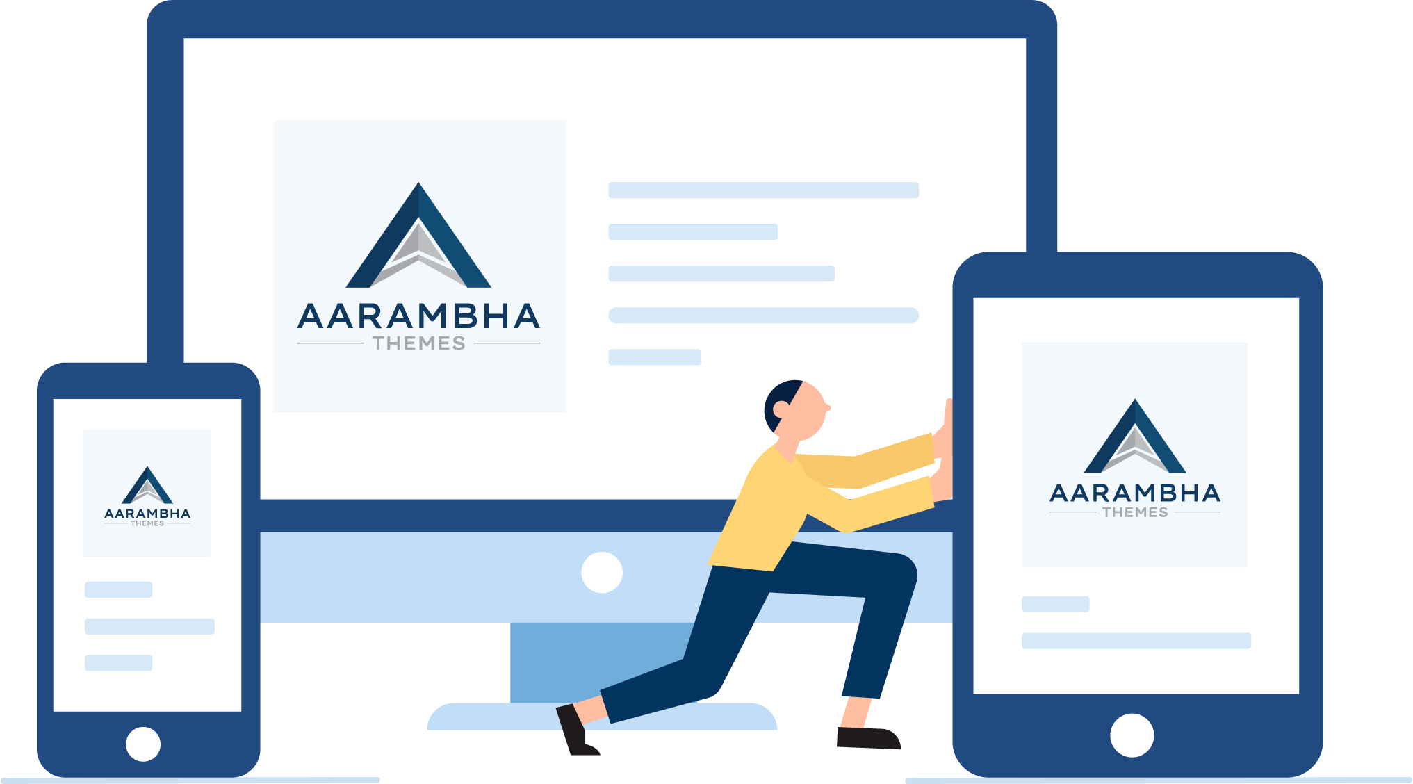 Aarambha Themes – A Professional Online Theme Store