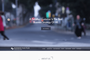 Business Page Plus – A Brand's Best Friend