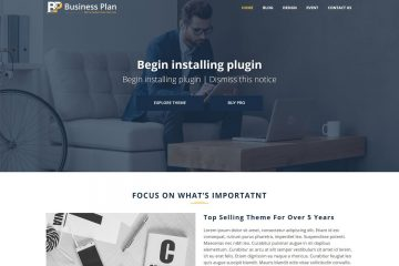 Business Plan Pro – Forerunner of unlikeness