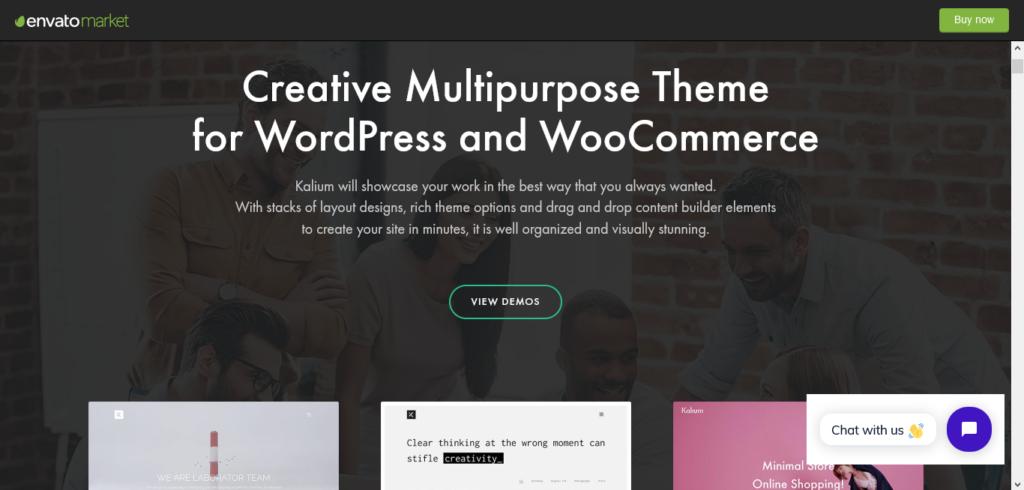 Kalium WordPress Theme