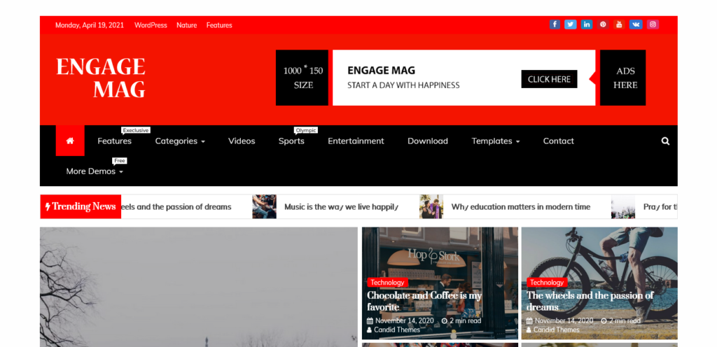 Engage Mag