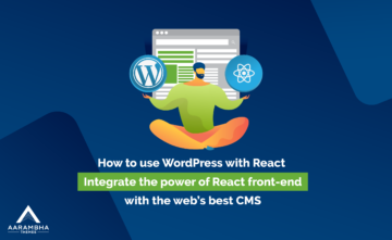 How to use WordPress with React