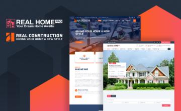 Real Home Pro WordPress Theme